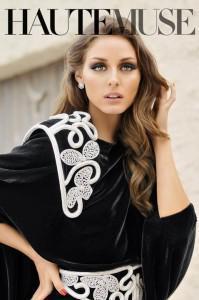 Olivia Palermo Haute Muse Cover