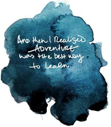 Are the Best Way to Learn Adventures