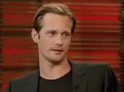 Video: Alexander Skarsgård Appears Regis Kelly