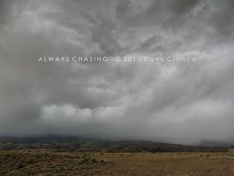 2011 Storm Chase 2 - April 3rd -