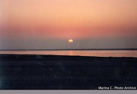 A Cruise on the Indus River