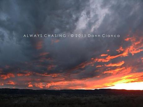 2011 - March 28th - Grand Junction Sunset