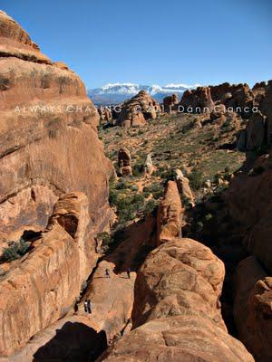 2011 - March 23rd - Devils Garden Section, Arches National Park