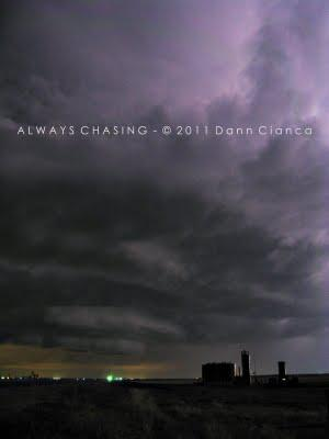 2011 Storm Chase 8 Teaser - June 8th