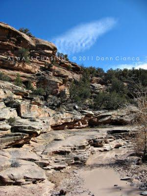 2011 - March 15th - Devils Canyon, McInnis Canyons National Conservation Area/Black Ridge Canyons Wilderness