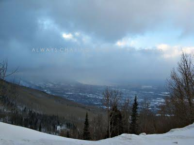 2011 - February 25th - Grand Mesa Winter Storm