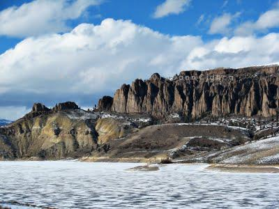 2011 - February 17th - Blue Mesa Reservoir/Dillon Pinnacles, Curecanti National Recreation Area