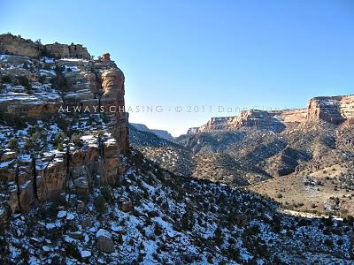 2011 - January 26th - The Devil's Kitchen - Colorado National Monument