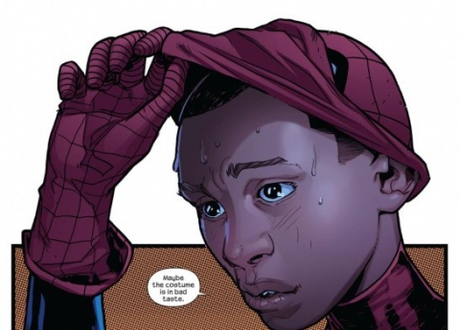 New bi-racial Spider-Man divides fans and non-fans, engenders flock of 'I'm not racist, but' comments