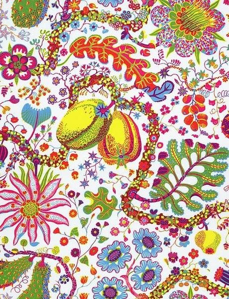 I have a mad crush on Josef Frank