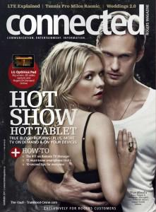 True Blood featured in Connected Magazine