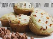 Cinnamon Chip Zucchini Muffins...