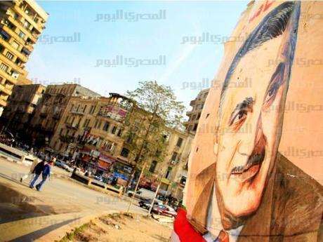 مشاهد من ميدان التحرير