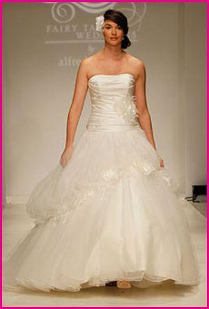 ... Dresses on Alfred Angelo Wedding Dresses Disney Collection 2012