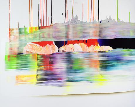 Top Abstract Colorful Artists  When the Canvas Surface is Not Enough