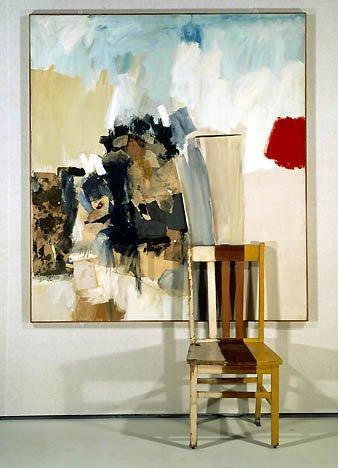 yasoypintor, rauschenberg modern art,