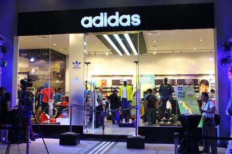 adidas Launches its New Store in BGC