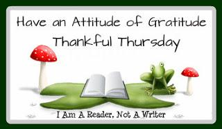 Thankful Thursday - Have an Attitude of Gratitude