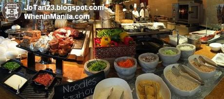 Spectrum Cafe and Restaurant - the newest intimate buffet restaurant in the middle of Makati City!