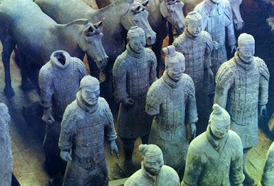 XIAN, CHINA:  Ancient Capital with Terracotta Soldiers and More