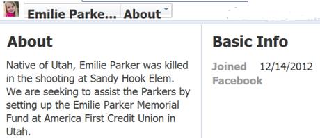 Emilie Parker Fund