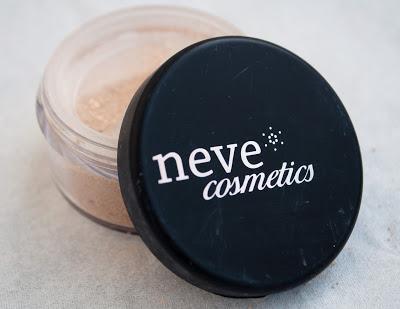 Neve Cosmetics High Coverage Foundation