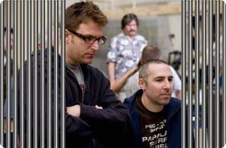 Movie Jail Relay Race