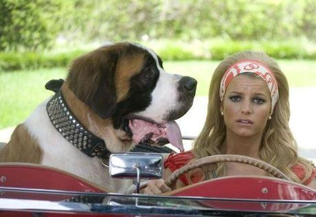 Jessica Simpson in a scene from Major Movie Star. (Major Productions)