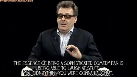 "Greg Proops, otherwise known to some parents out there (hint: me) as ""oh, THAT'S why Bob the Builder sounds so familiar""."
