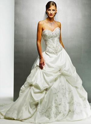 Weddingevening dressesmatric farewell dressesdress paperblog for Maggie sottero grace kelly wedding dress