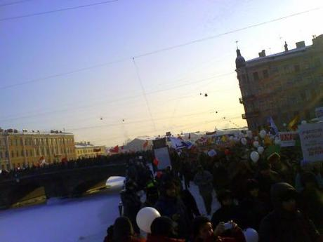 (Saint Petersburg, 13 January 2013)