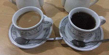 Tea Or Coffee? Or Tea Made From Coffee?