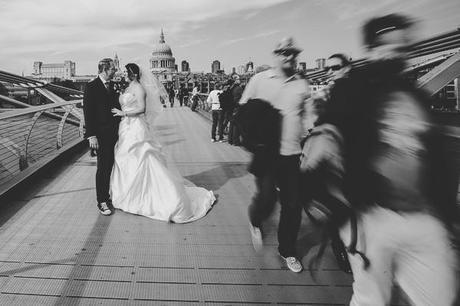 Musical wedding London Shakespeare's Globe (16)