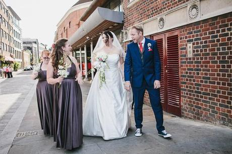 Musical wedding London Shakespeare's Globe (12)