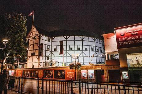 Musical wedding London Shakespeare's Globe (43)