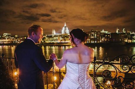 Musical wedding London Shakespeare's Globe (44)