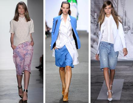 ber Fashion Forecast: Spring 2013