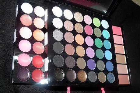 Sephora (India) Complete Makeup Palette