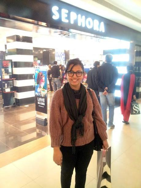 I visited Sephora India!!