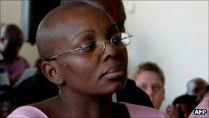 Victoire ngabire, leader of FDU-Inkingi political party returned to Rwanda on January 16th, 2010 from exile. The Rwandan president Paul imprisoned her since October 14th, 2010 for requesting democracy in her country and justice for the hundreds of thousands of Hutus that RPF killed since 1990, during the genocide and after.