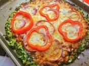 Veggielicious Cauliflower Crust Pizza