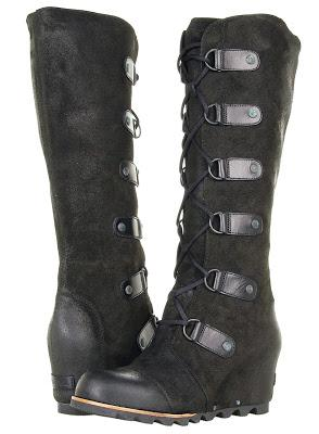 Shoe of the Day | Sorel Joan of Arctic Wedge LTR Boot