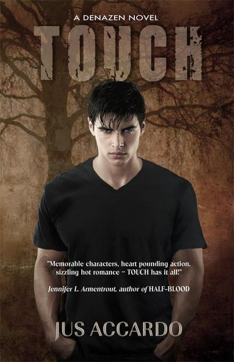 Review for Touch by Jus Accardo