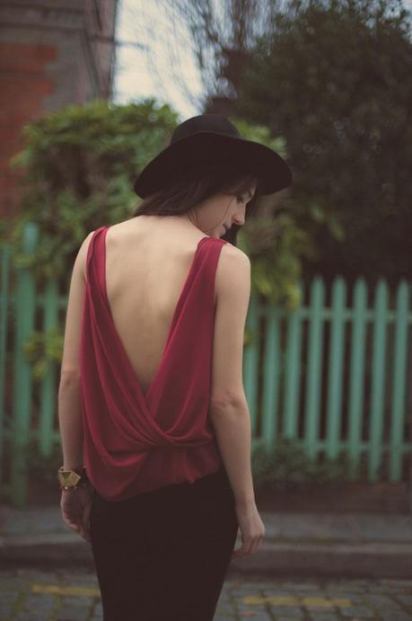 20130113 vcm 15 2web MY STYLE // DRAPE BACK DRESS