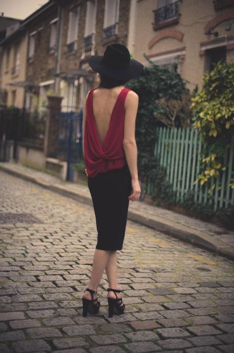 20130113 vcm 32web1 MY STYLE // DRAPE BACK DRESS