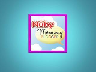 Nuby Mommy Blogger 2013