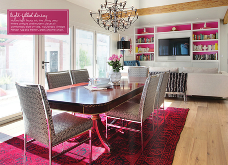 Bright, Beautiful, and Bold Dining Rooms
