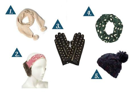 Winter blues | Essential accessories