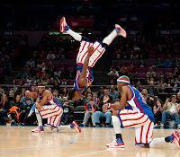 """A Fun Family Activity: The Harlem Globetrotters """"You Write the Rules"""" Tour! (DISCOUNT CODE) #GlobieFamily"""
