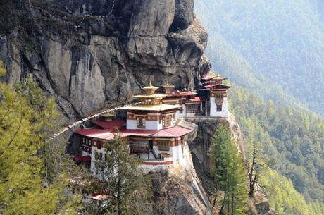 Legend of the Tiger's Nest